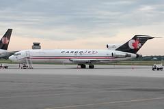 CARGOJET_727_C-GCJZ_YHM (Lensescape) Tags: boeing b727 727 cargojet cgcjz yhm 2012 cargo