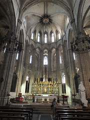 Catedral - Capilla mayor (albTotxo) Tags: tortosa tarragona cataluña españa