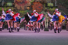 Edinburgh Military Tattoo 2018-104 (Philip Gillespie) Tags: edinburgh scotland canon 5dsr military tattoo international 2018 100 years raf army navy the sky is limit edintattoo raf100 edinburghtattoo people crowd fun lights fireworks dancing dancers men women kids boys girls young youth display planes music musicians pipes drums mexico america horses helicopters vip royal tourist festival sun sunset lighting band smiles red blue white black green yellow orange purple tartan kilts skirts castle esplanade historic annual