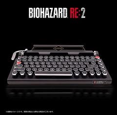 《惡靈古堡2 重製版》推出主題機械鍵盤 里昂做廣告 (steamXO) Tags: residentevil residentevil2 惡靈古堡2重製版