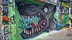 Avoid / Werregarenstraatje - 11 aug 2018 (Ferdinand 'Ferre' Feys) Tags: gent ghent gand belgium belgique belgië streetart artdelarue graffitiart graffiti graff urbanart urbanarte arteurbano ferdinandfeys