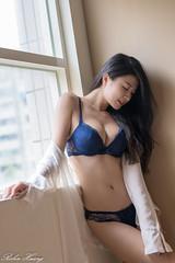 DSC_9093 (Robin Huang 35) Tags: 林珈伊 femi 01 辦公室 內衣 underwear 旅拍 人像 portrait lady girl nikon d850