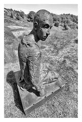 Connected-Disconnected, Hanneke Beaumont, Holland (leo.roos) Tags: connecteddisconnected hannekebeaumont holland bronze noiretblanc skulpturipilane 2018 sculpture art beeldhouwwerk sculptuur pilane klövdal tjörn bohuslän sweden zweden sonycarlzeissvariotessarfe1635mmf4zaoss variotessar16354 sel1635z variotessartfe41635 sonycz16354 swedenspring2018 a7rii darosa leoroos