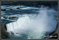 Cataratas del Niágara (Jose E. Egurrola) Tags: cascada catarata cataratas agua niagara niagarafalls canada falls cataratasdelniagara toronto