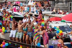 Pride, Amsterdam 2018 (patrick Thiaudiere, thanks for 1,5 million views) Tags: pride boat danse canalpride2018 canalpride canalprideamsterdam2018 canal