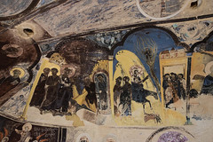 Monastère troglodyte de Davit Gareja, Géorgie (Pascale Jaquet & Olivier Noaillon) Tags: troglodyte peinturesmurales grotte religionchristianisme monastère fresques davitgareja provincedekakheti géorgie ge