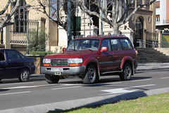 1996 Toyota Land Cruiser VX 4WD [HDJ80L] (coopey) Tags: 1996 toyota land cruiser vx 4wd hdj80l