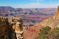More Grand Canyon View from Hermit Road Tour (Northwest Lovers) Tags: arizona grandcanyonnationalpark