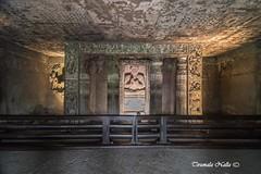 IMGP2895 (tirumala nalla) Tags: ajanta ellora cave caves buddhist india pentaxindia pentax architecture rock rockcut pentaxk1 da1224