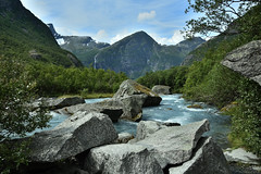 Wonderful land (Andrew-Jackson) Tags: mountains countryside norway river landscape