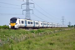 700022 9Z36 Milton Range (Edward Clarkson's railway photography) Tags: 700022 9z36 milton range dartford rainham