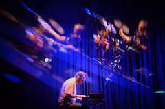 100818_0753 (www.obstinato.com.ar) Tags: music bariloche organ batería german lema diego beveraggi duo biblioteca sarmiento