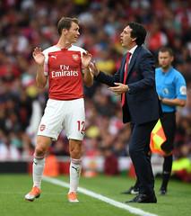 Arsenal FC v Manchester City - Premier League (Stuart MacFarlane) Tags: sport soccer clubsoccer london england unitedkingdom gbr