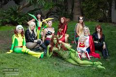 Superheroes at Comic Con 2018 (Manny Llanura) Tags: superheroes san diego comic con 2018 manny llanura photography
