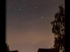 Perseiden über Gersdorf (st-ks-84) Tags: perseiden stevekrotzsch gersdorf sachsen sternschnuppen meteors zeitraffer timelaps nacht himmel sterne stars