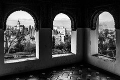 Alhambra (Jon Stocks) Tags: granada alhambra spain blackandwhite monochrome white black bnw explore europe travel travelphotography tourism landscape outdoor photography photo picoftheday photooftheday photoaday architecture street streetphotography d7100 dailyphoto dark holiday light clouds bandw bw nikon nikond7100