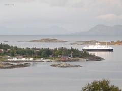 """Malangen"" (OlafHorsevik) Tags: malangen torghattennord ferge ferga ferry ferja ferje reserveferge stangnes sørrollnes ibestad"