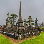 THIS IS THE NEW CEMETERY, BOHERMORE [SOME OBJECTED WHEN I ONCE DESCRIBED AS A VICTORIAN CEMETERY]-141367 thumbnail
