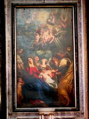 20170525 Italie Gênes - L'Eglise de Jésus - Rubens -(1577-1640)- La Circoncision (anhndee) Tags: italie italy italia gênes genova church église eglise peintre peinture painting painter
