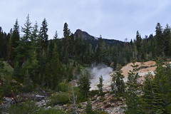 Lassen Volcanic Park (Jess (on a plane)) Tags: day15 california usa holiday 2018 roadtrip camping lassenvolcanicpark lassen sulfur boilingmud