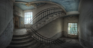abandoned stair no. 58