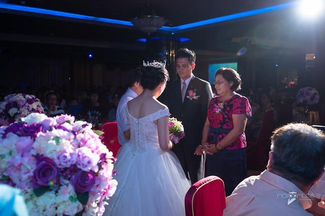 Sean&Alice-高雄皇家尊龍大飯店宴客-婚禮記錄-87