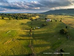 Valley View in Lewisburg, West Virginia (gbrphoto) Tags: westvirginia dji wvdrone aerial drone
