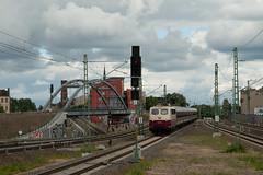 23-06-2018 - Berlin Ostkreuz (berlinger) Tags: berlinostkreuz berlin deutschland eisenbahn railways railroad euroexpress 110169 br110 train sonderzug locomotive