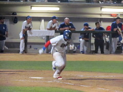 IMG_9150 (Dinur) Tags: baseball minorleaguebaseball milb californialeague calleague quakes ranchocucamongaquakes rcquakes storm lakeelsinorestorm lestorm