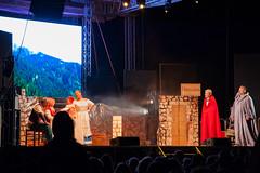 La leggenda delle fate (Michele Massetani) Tags: terremoto terremotocentroitalia sibilla monti sibillini rinascita teatro la leggenda delle fate