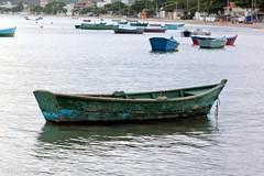 Do lugar onde estou já fui embora... (AmeliaBerti) Tags: barco barcos mar cantogrande sc embarcação embarcações manoeldebarros barcoaremo barcodepesca