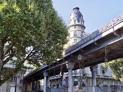 Pont de Bir-Hakeim[2016] (gang_m) Tags: ラストタンゴ・イン・パリ lasttangoinparis bernardebertolucci ロケ地 filminglocation フランス france paris2016 paris パリ パリ16区 paris16e