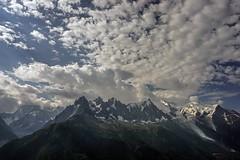Le Massif du Mont Blanc dans toute sa splendeur (6line8) Tags: montblanc chamonix hautesavoie france massifdumontblanc alpes montagne laflégère
