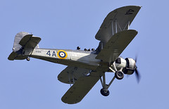 Swordfish (Bernie Condon) Tags: uk british shuttleworth collection oldwarden airfield airshow display aviation aircraft plane flying navyday june june2018 fairey swordfish rn navy royalnavy carrier bomber torpedo attack ww2 vintage preserved rnhf