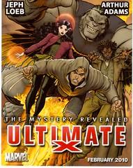 Ultimate X (booboo_babies) Tags: comicbook comic marvel 2010 ultimatex advertisement