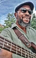 RY DOWNTOWN (ryannguitar) Tags: bass bassguitar smile shades music
