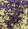 Crystals (Tom Kilroy) Tags: backgrounds pattern multicolored textured illustration purple decoration quartz backdrop colors gemstone crystal greencolor mamasminerals midweekmarauders rockobject amethyst
