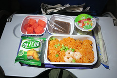 Inflight meal - China Eastern (HKG - PVG) B-6329 A321 (Howard_Pulling) Tags: inflight meal