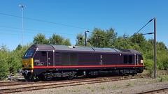 67006 (DBS 60100) Tags: class67 dbcargo royal 67006