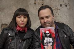 """Lanzamiento """"El Peor Libro de Chile"""" (Ricardo Luna P) Tags: libro lanzamiento lospeoresdechile pogo música punk rock susanadíaz cristobalgonzález editorialsantiagoander persabiobio galpónvictormanuel"""