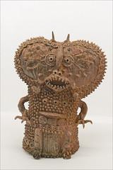 Sculpture de Shinichi Sawada (Biennale de Venise 2013 (dalbera) Tags: dalbera japon paris france venise venice biennale2013 shinichisawada terrecuite artbrut