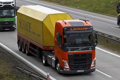 "Volvo FH IV "" SCHADE "" (PL) (magicv8m) Tags: tir trans transport lkw pl a4"