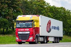 DAF XF116.460 / E van Wijk (UA) (almostkenny) Tags: lkw truck camion ciężarówka daf xfeuro6 xf116 ssc superspacecab ua ukraine evanwijk bc bc6700et