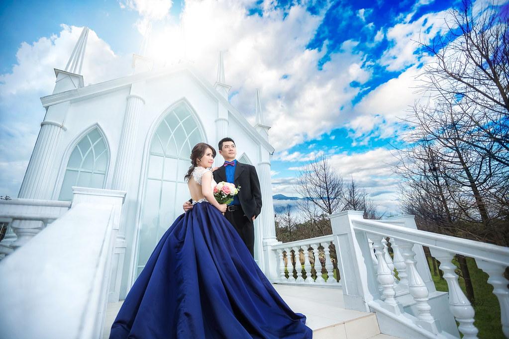 0010婚紗攝影-婚紗照-淡水莊園-教堂