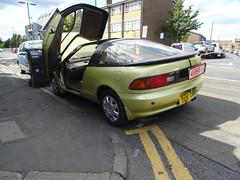 1990 Toyota Sera (Neil's classics) Tags: vehicle 1990 toyota sera car