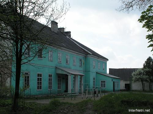Палац Браницьких, Любомль, Волинь, 2005 рік InterNetri.Net  Ukraine 381