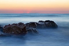 Zen series. (RKAMARI) Tags: 2016 cities mersin artphotography beach colorful fineart longexposure mediterranean nature sea sunrise flickrsbest