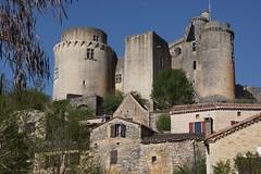 Château de Bonaguil (cyrille godard) Tags: châteaufort château castle bonaguil fumel france aquitaine lotetgaronne landscape paysage