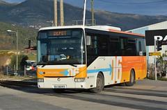 Lingostière, Chemin de la Glacière 12.01.2018 (The STB) Tags: bus autobus autobús busse publictransport citytransport öpnv transportpublic transportpublique
