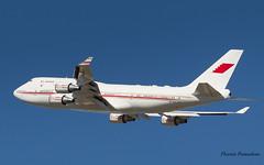 A9C-HAK Bahrain Royal Flight Boeing 747-4F6 cn 28961/ ln 1174 (Florent Péraudeau) Tags: a9chak bahrain royal flight boeing 7474f6 cn 28961 ln 1174 canon 1 d mark iv canon1dmarkiv 24105 24 105 l f4l f 4 70200 ef 28 is usm ef70200mm extender 2x iii aircr plane toulouse airport spotting lfbo planespotting tls blagnac france